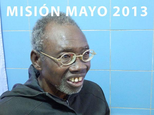 Misión Mayo 2013