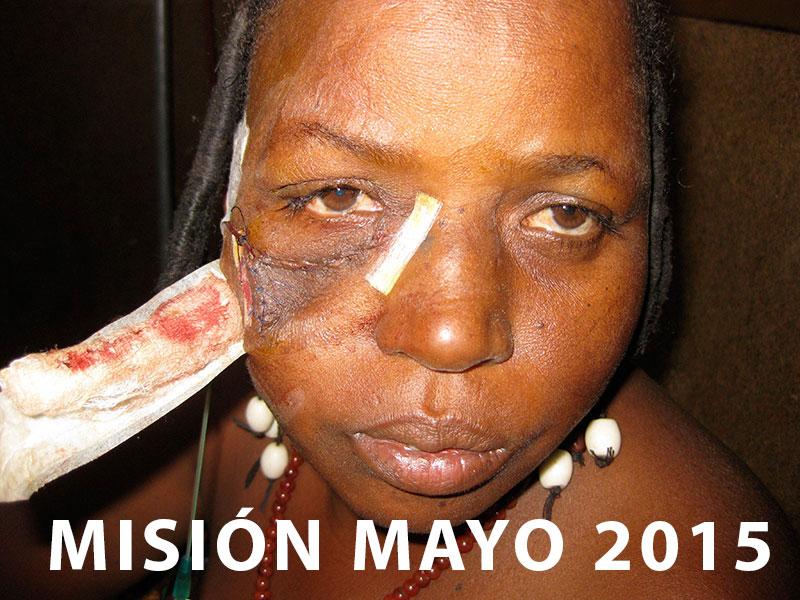 Misión mayo 2015