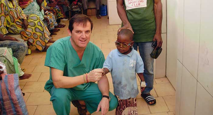 Cuento de Navidad inspirado en Luz África