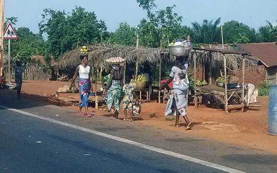 Benin avec plaisir. Segundo día de la misión a Tanguieta