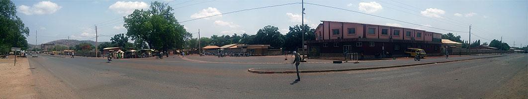 Benin avec plaisir. Sexto día de la misión en Tanguieta