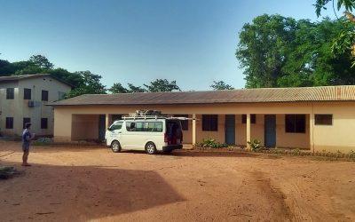 Benin avec plaisir. Séptimo día de la misión en Tanguieta
