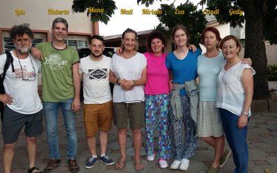 Benin avec plaisir. Octavo día de la misión en Tanguieta. Regresamos